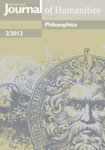 CSJH 2013 Philosophica