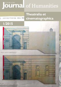 Theatralia et cinematographica 1/2015