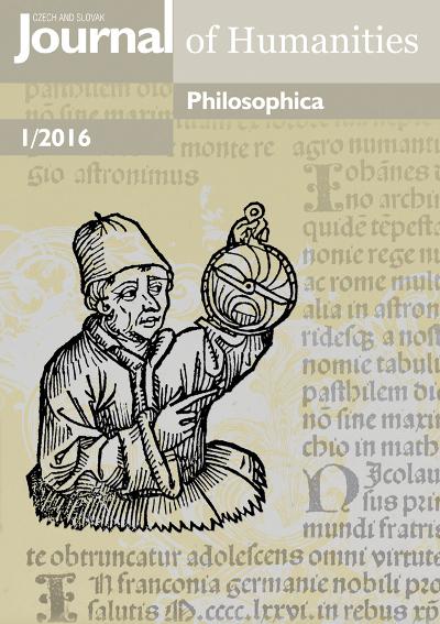 Philosophica 1/2016