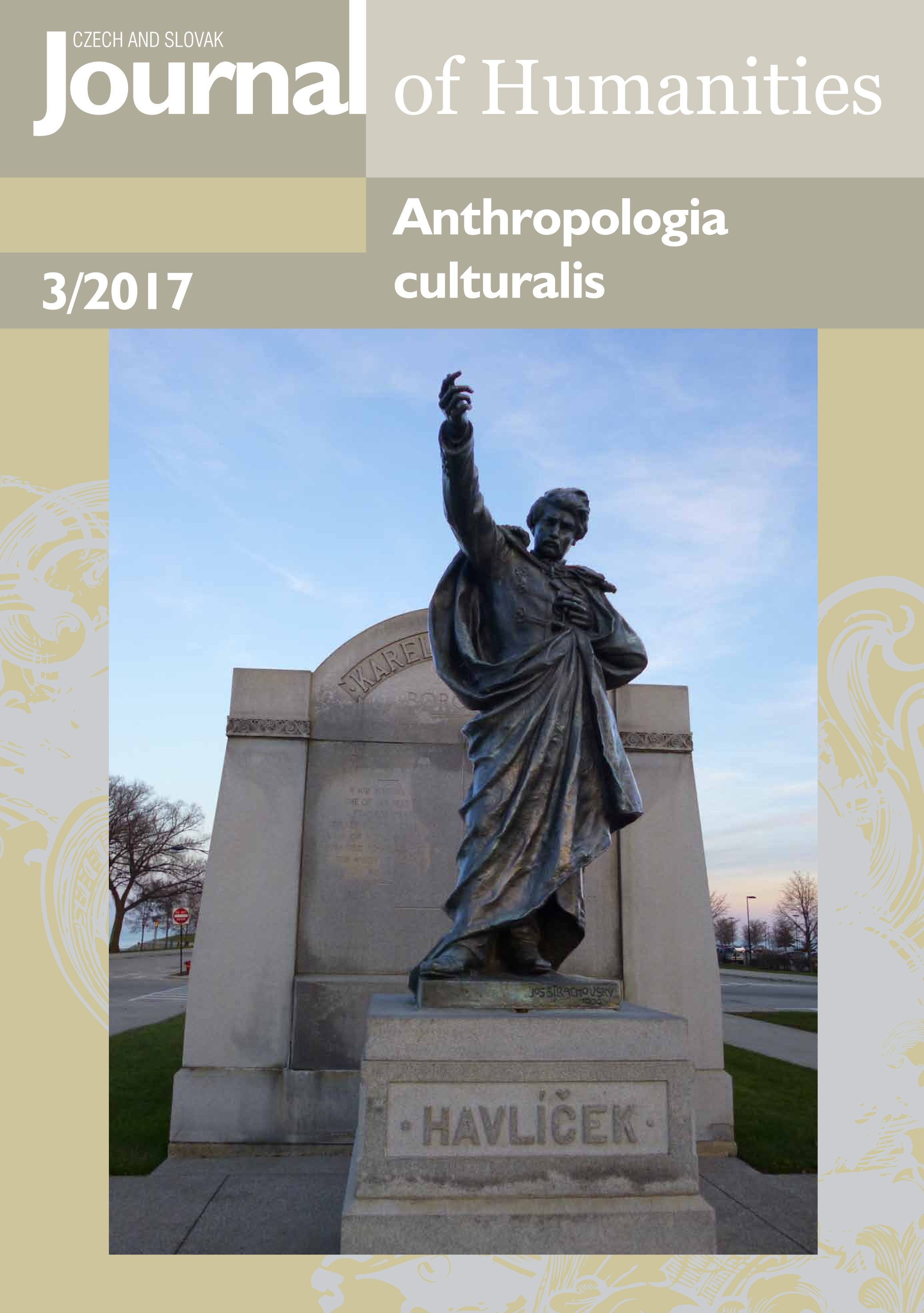 Anthropologia culturalis 3/2017