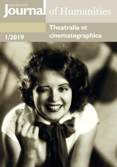 Theatralia et cinematographica 1/2019