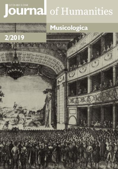 Musicologica 2/2019
